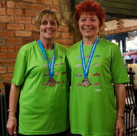 Year 1 Medal & T-shirt